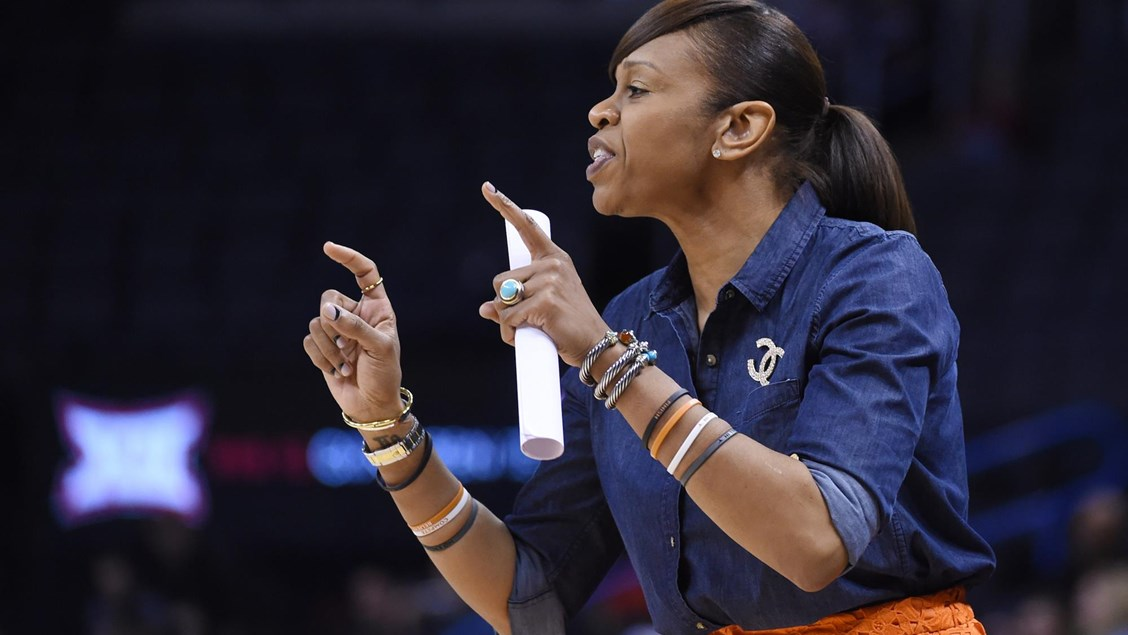 Tina Thompson Named Virginia Women's Basketball Coach